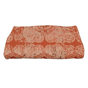 Soluri Patina Geometric Print Bath Towel