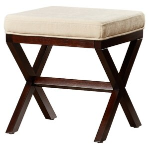 Milford Wood Vanity Stool  sc 1 st  Wayfair : stools for bathroom vanity - islam-shia.org
