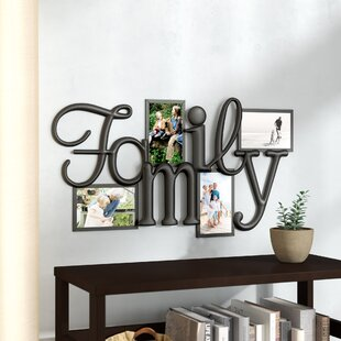 Villareal Family Collage Picture Frame