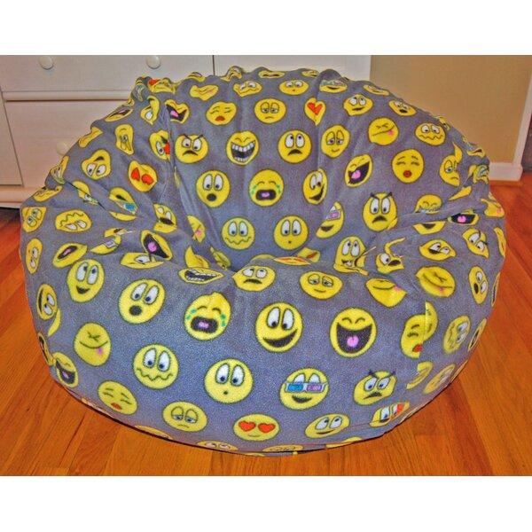 Charmant Ahh! Products Emojis Bean Bag Chair | Wayfair