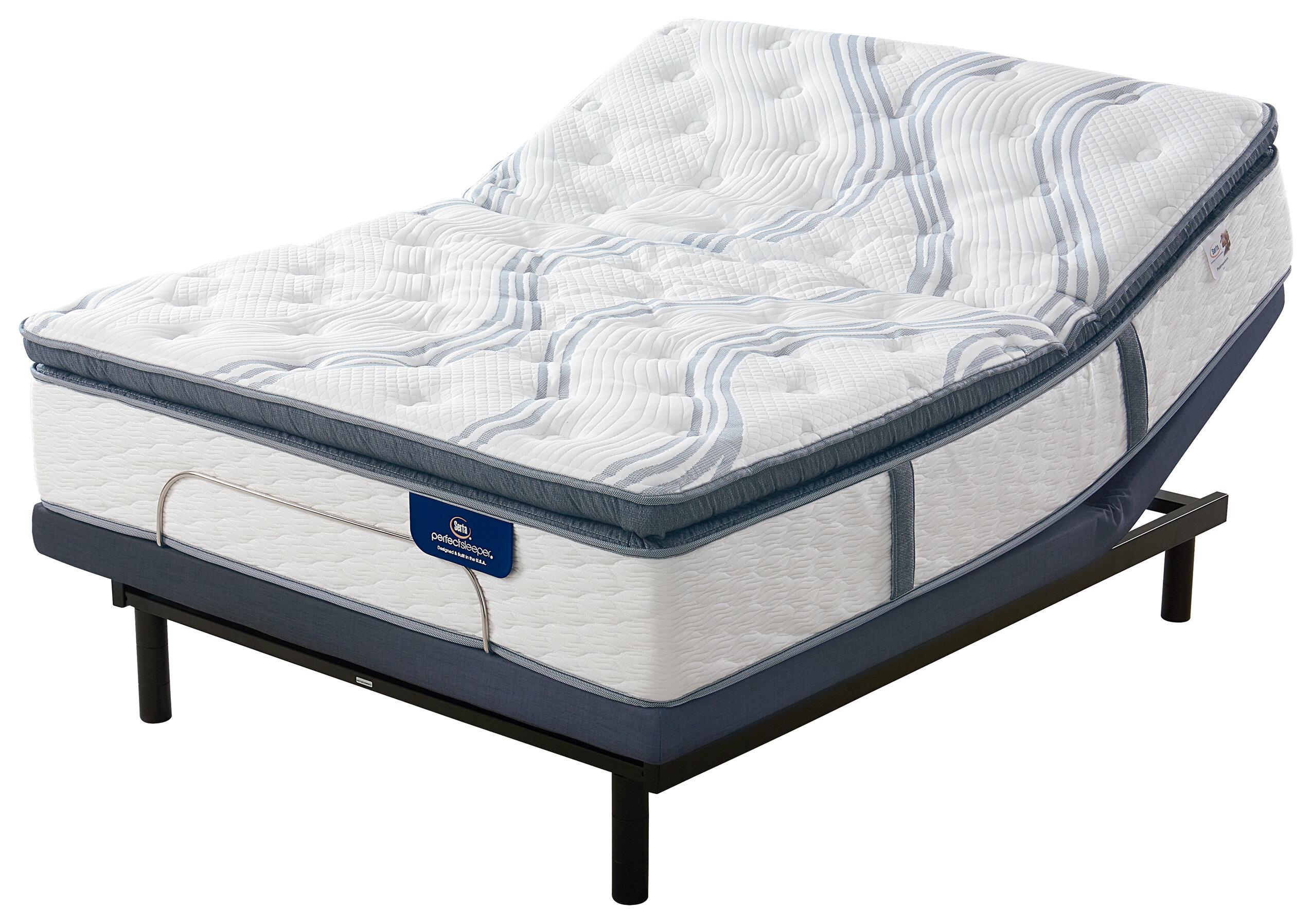 Serta motion essential iii adjustable bed base reviews wayfair