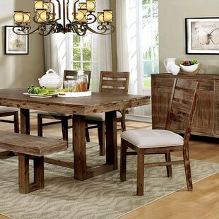 Tawanna 6 Piece Breakfast Nook Dining Set
