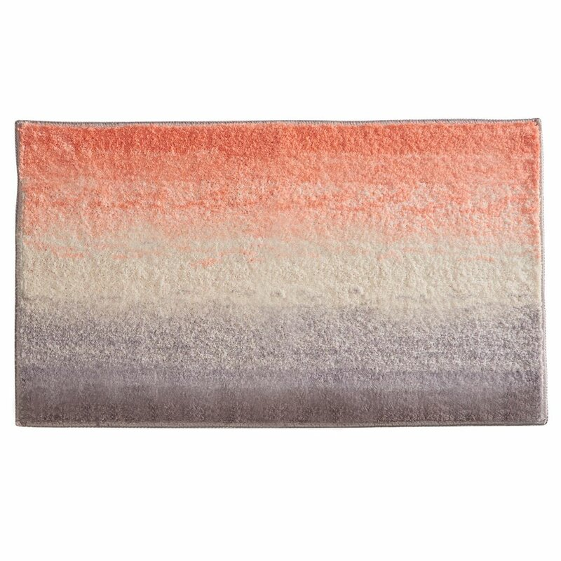 Ombre Bath Rug Reviews Joss Main