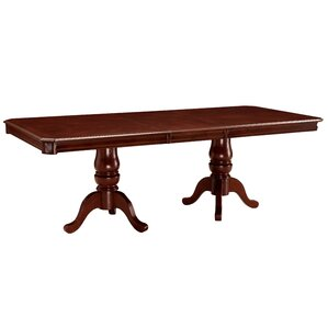 Hedley Extendable Dining Table by Astoria Grand