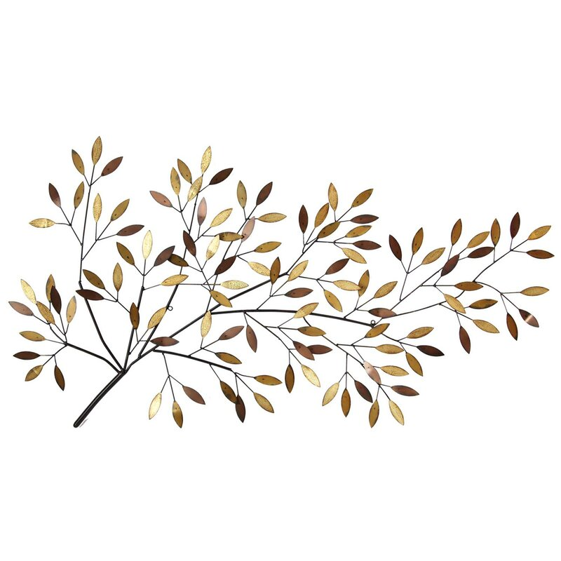 Tree Branch Wall Decor stratton home decor blooming tree branch wall décor & reviews