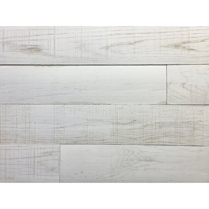 Rustick Wall Co 60 American White Oak Paneling In Wash Wayfair