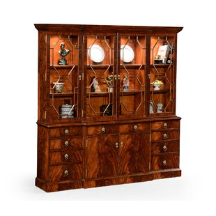 Buckingham Triple Lighted China Cabinet