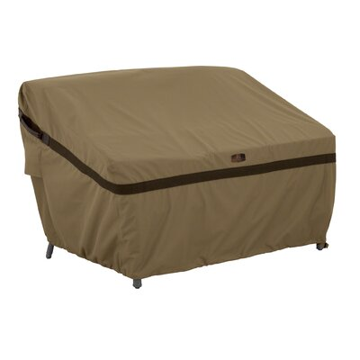 Classic Accessories Hickory Heavy-Duty Sofa Loveseat Cover