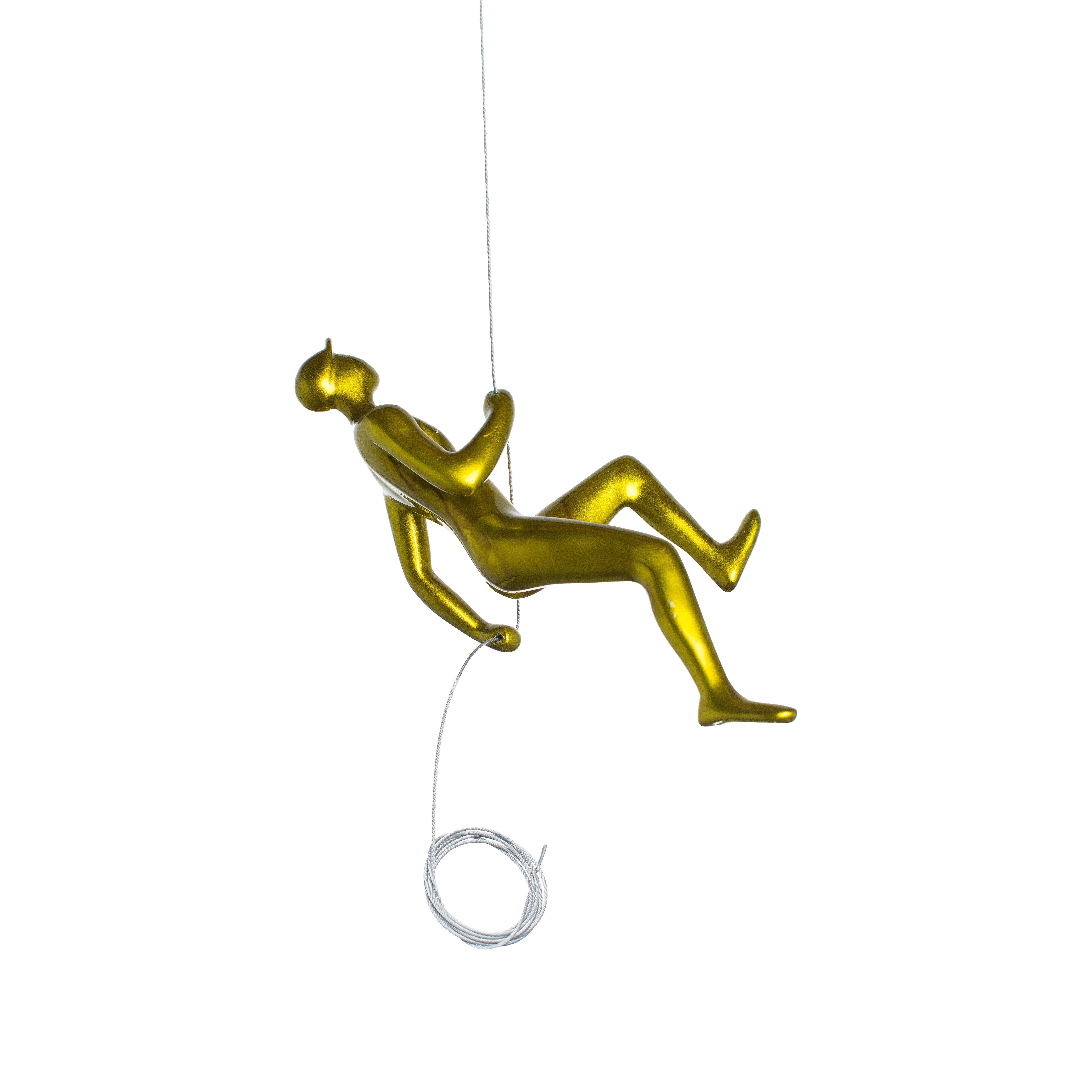 Watch Latitude Run 4 Piece Climber Sculpture Wall Decor Set W000151061 video