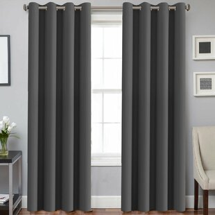 Formal Living Room Curtains | Wayfair