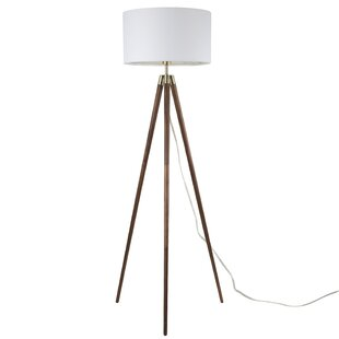 Wood floor lamps youll love wayfair save to idea board aloadofball Images