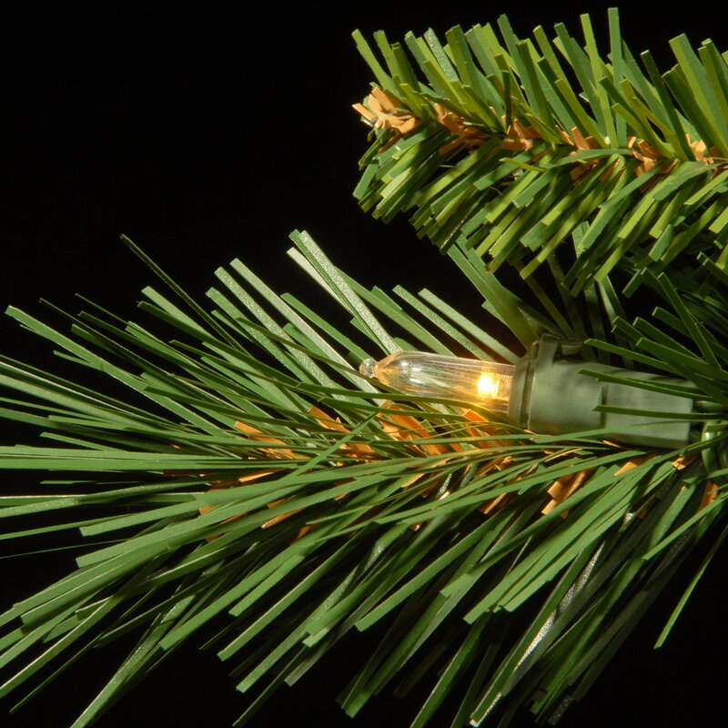 Artificial Christmas Tree Warehouse: The Holiday Aisle Tiffany Fir 7.5' Green Artificial