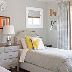 Incroyable Recreate The Look Of This Inviting Guest Room From The Pages Of This Old  House Magazine With Decor Picks And Decorating Tips.