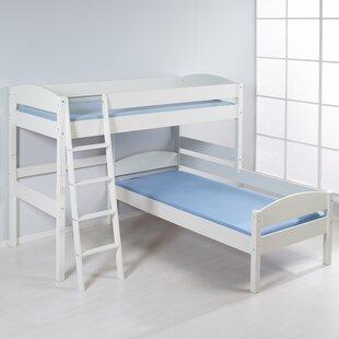 L Bunk Bed Wayfair Co Uk