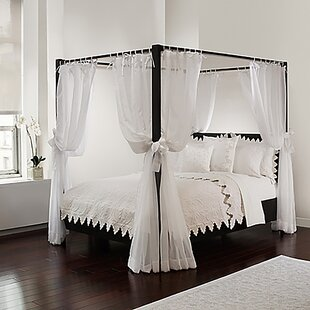 Ahren Bed Canopy : canopy-curtains-for-queen-bed - designwebi.com