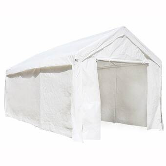 King Canopy Hercules 18 Ft  x 20 Ft  Canopy & Reviews | Wayfair