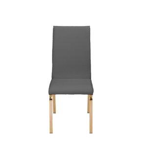 Villegas Upholstered Dining Chair (Set of 2)