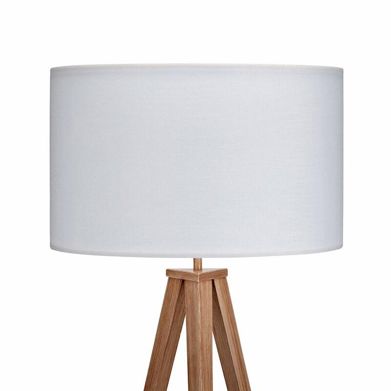 Versanora romanza 6023 tripod floor lamp reviews wayfair romanza 6023 tripod floor lamp mozeypictures Image collections