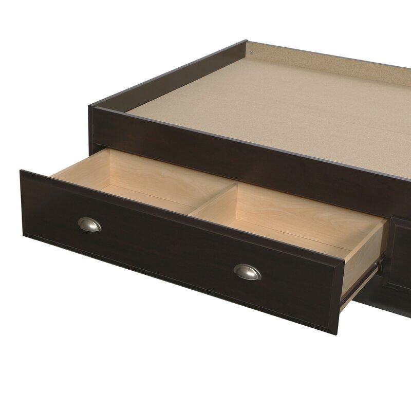 Exceptionnel Revere Storage Platform Bed