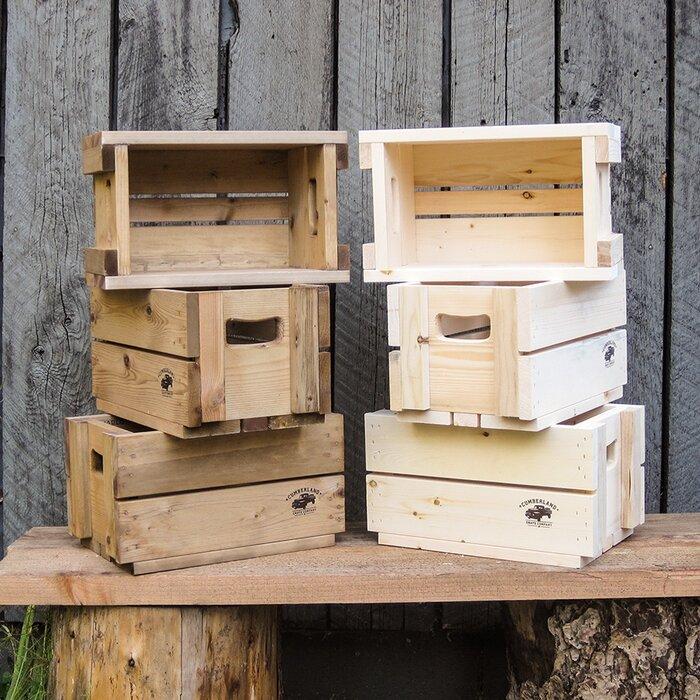 Diablo Wood Crate Cumberland Crate Company Diablo