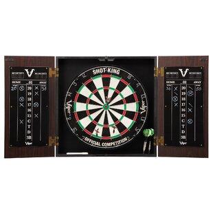 Merveilleux Stadium Dartboard And Cabinet Set