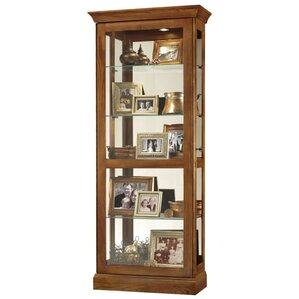Berends Lighted Curio Cabinet by Howard Miller?