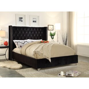 Black Velvet Beds You Ll Love In 2019 Wayfair