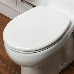 40cm Round Toilet Seat. Soft Closing Round Toilet Seat Open Front Seats  Wayfair co uk