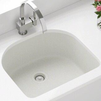 24 inch undermount kitchen sink   wayfair  rh   wayfair com