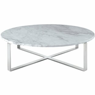 Marble Round Coffee Tables You Ll Love Wayfair