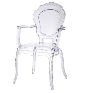 Beau Torrington Clear Dining Chair