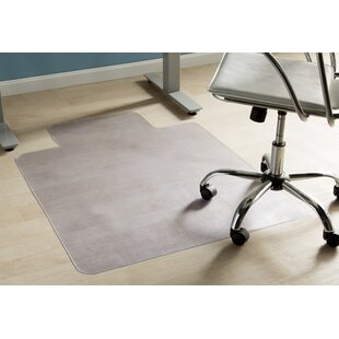 9194e48ecdd Wayfair Basics Office Hard Floor Straight Edge Chair Mat
