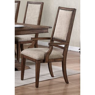 Remigio Upholstered Dining Chair (Set of 2)