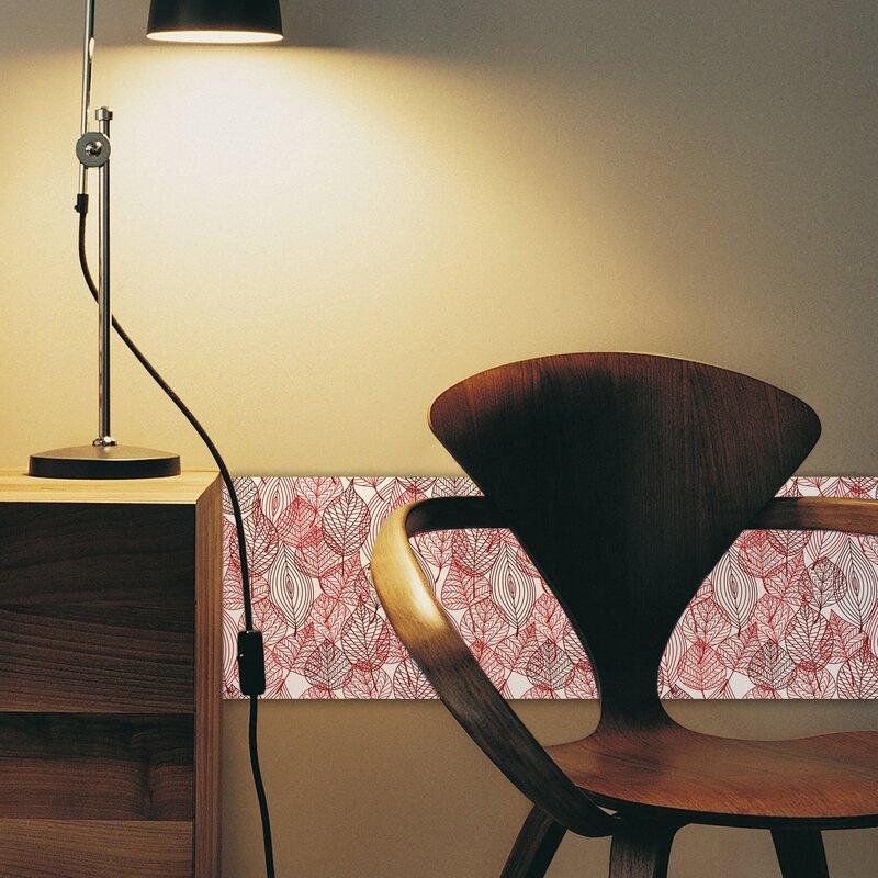 Wallpops Home Decor Line 9 1 39 X 9 1 Wallpaper Tile