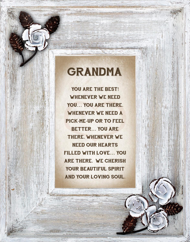 CBGT Grandmother Picture Frame | Wayfair.ca