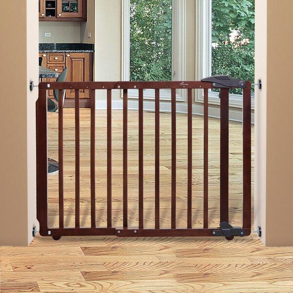 dreambaby nottingham gro gate reviews wayfair. Black Bedroom Furniture Sets. Home Design Ideas
