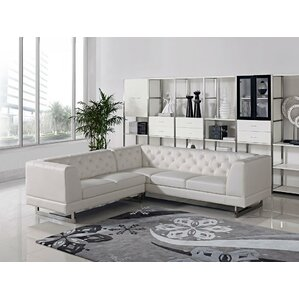 Delightful White Sectional Sofas Youu0027ll Love | Wayfair