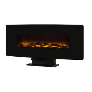 Wall Mount Electric Fireplace by Muskoka