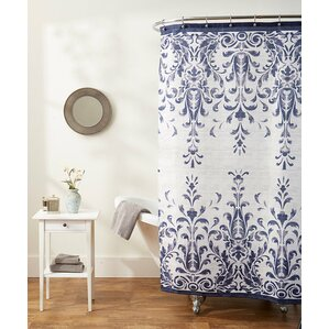 purple and brown shower curtain. Elegant Touch Shower Curtain Patchwork Curtains You ll Love  Wayfair
