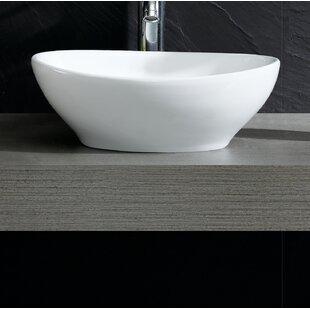 modern oval vessel bathroom sink - Small Bathroom Sink
