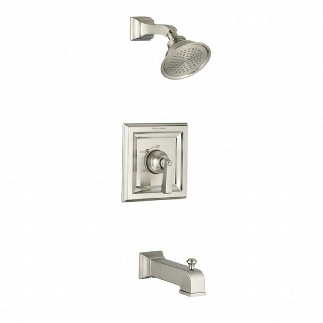 American Standard Town Square Volume Shower Faucet Trim Kit with ...