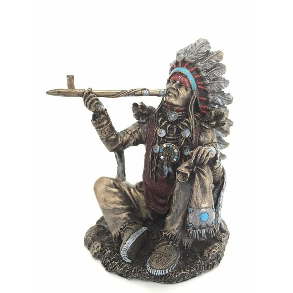 Native American Indian Statues | Wayfair