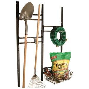 Shed Bracket, Hooks & Basket