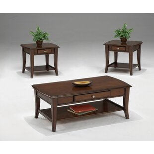 Broadway 3 Piece Coffee Table Set  sc 1 st  Wayfair : tables set - pezcame.com