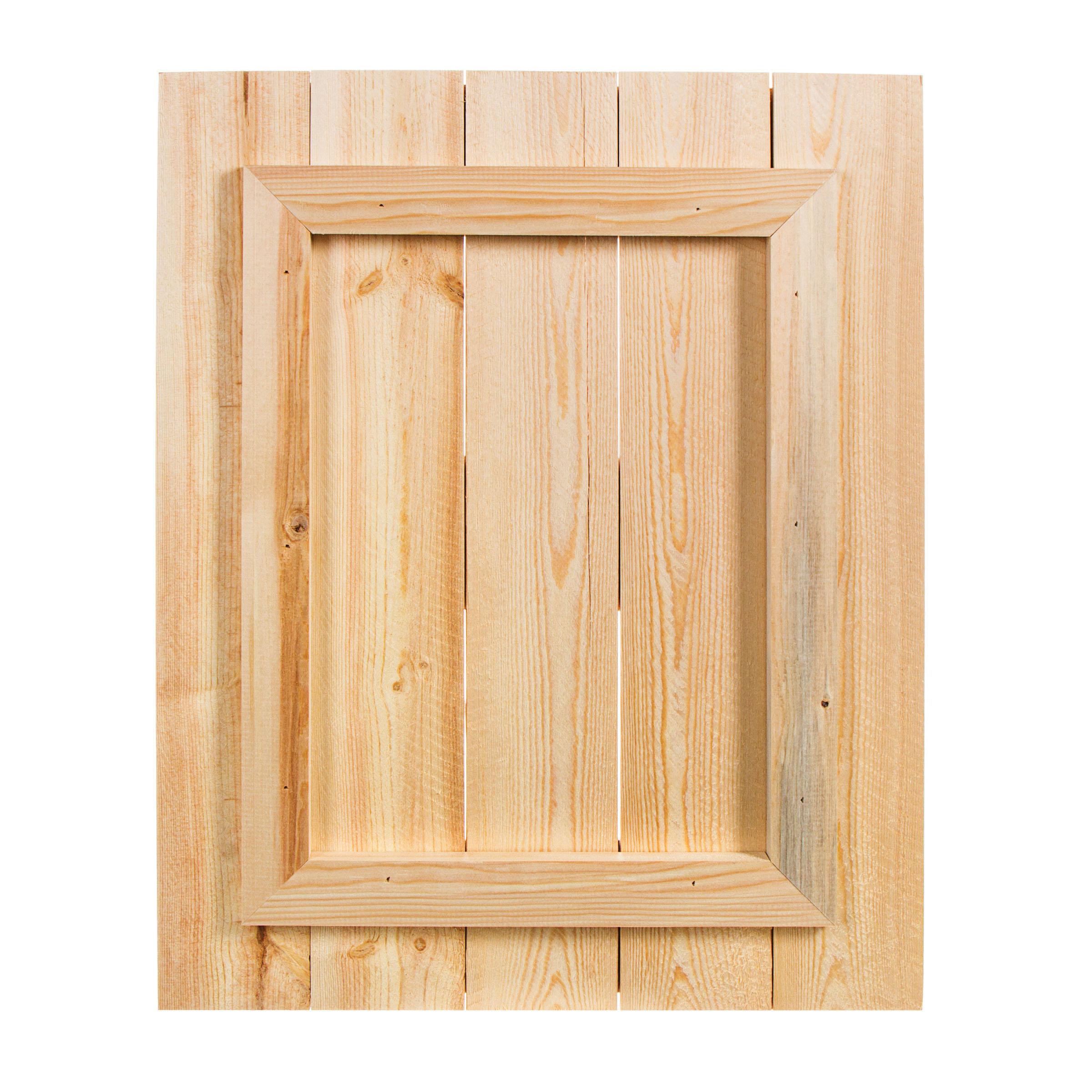August Grove Wood Pallet Frame Wall Décor | Wayfair