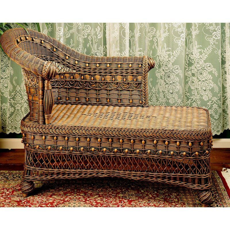 Yesteryear Classic Chaise Lounge & Reviews | Wayfair