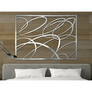 Abstract Panel Wall Décor