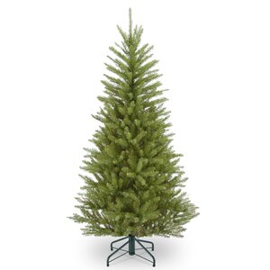 Dunhill Slim 4.5' Green Fir Artificial Christmas Tree with Stand