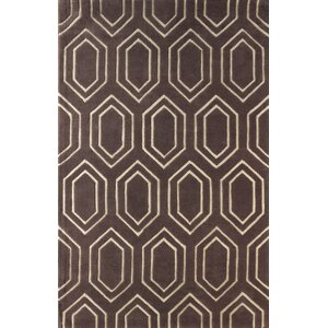Graceland Hand Tufted Dark Iris Area Rug