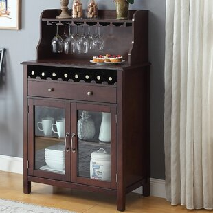 Dishon Bar Cabinet